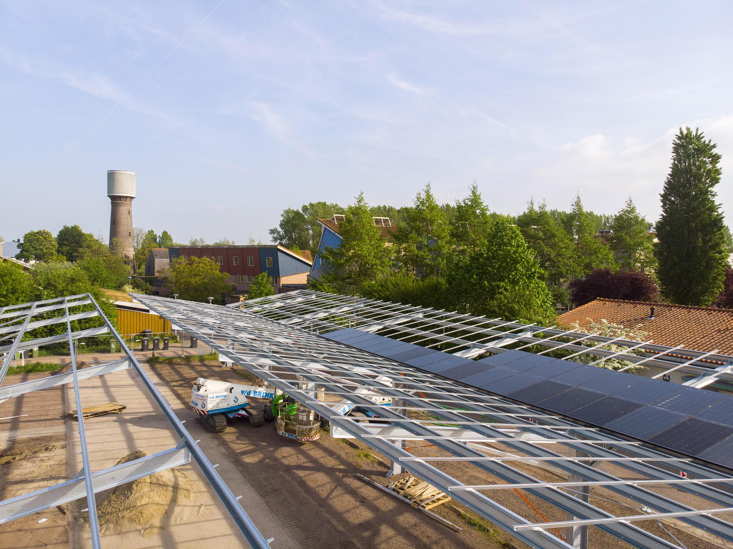 Zonnepark-Marsmanweg-bouw2